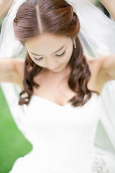 A breathtaking bride. Photography by Harwell Photography / harwellphotography.com
