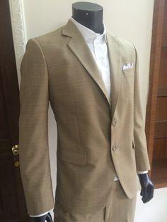Wool Checks suit