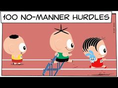 Mônica Toy | 100 No-Manner Hurdles (S04E19) - YouTube
