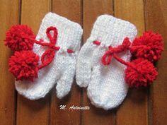 0 a 04 meses. Lã Bebê Comfort, agulha n. 04, lã Mollet ou Nina para os cordões e pompons. montagem: 36 pontos na agulha 4. Subir ...