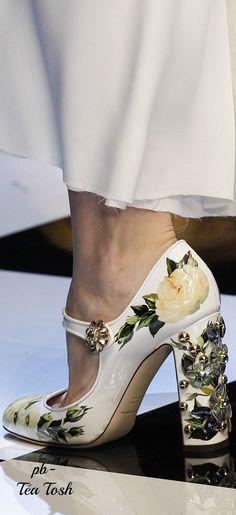 Dolce & Gabbana, Fall 2016 ... ❇ Téa Tosh