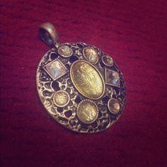 Lia Sophia pendant Can fit any chain. Beautiful colors! XOXO, Nicole Lia Sophia Jewelry Necklaces