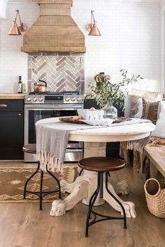 Charming Cottage Home interior design
