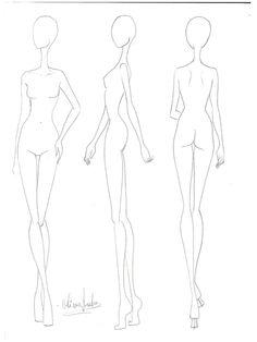 Poses - Jennifer Home Fashion Model Drawing, Fashion Figure Drawing, Fashion Design Drawings, Fashion Sketches, Fashion Sketch Template, Fashion Figure Templates, Fashion Design Template, Fashion Sketchbook, Fashion Illustration Poses
