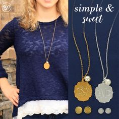 Silver and Gold GIF | Initial Outfitters