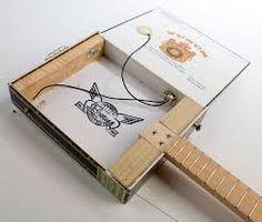 saint blues cigar box guitar - Google Search                                                                                                                                                                                 More