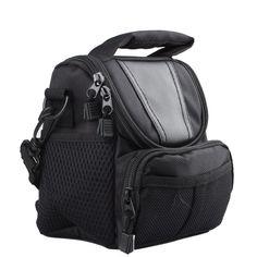 New Portable Camera Backpack Bag Waterproof Camera Shoulder Bag Case For Nikon COOLPIX L120 L110 P500 P100 P80 P90