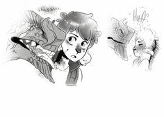 Dragon Bill and Deerper Gravity Falls Anime, Gravity Falls Funny, Gravity Falls Comics, Drawing Now, Furry Drawing, Character Art, Character Design, Fall Memes, Fall Shows