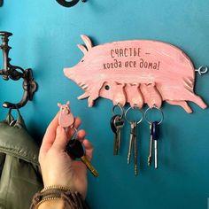 Home Crafts, Diy And Crafts, Deco Design, Felt Crafts, Woodworking Crafts, Wood Art, Diy Room Decor, Wood Projects, Diy Furniture