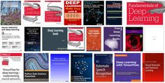 The Deep Learning textbook is a resource intended to help students and practitioners enter the field of machine learning in general and deep learning in partic… Science Books, Data Science, Artificial Intelligence Book, Deep Learning, Big Data, Machine Learning, Textbook, Make It Simple, Scientists