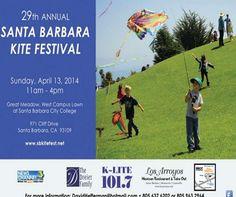 FLY A KITE AT THE SANTA BARBARA KITE FESTIVAL APRIL 12   Macaroni Kid