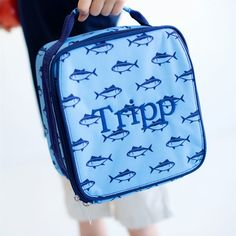 Personalized Lunch Totes /Coolers