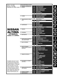 1984 1996 chevrolet parts and illustration catalog scr1 repair 2008 2009 nissan altima hybrid l32 oem factory service and repair manual fandeluxe Images