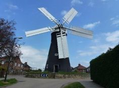 Holgate Windmill  - Voted Britain's Best Roundabout!