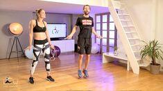 Ma vidéo d'entraînement complet avec une corde à sauter mélangeant cardio et renforcement musculaire. Tous mes conseils pour pratiquer au mieux !