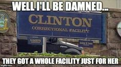 AND it's in New York, so the state taxes she pays will go toward her own 'upkeep', once she gets there!