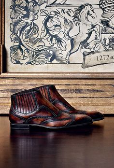 Dolce & Gabbana Man's Accessories - Collection Fall Winter 2014 2015 Man, these are AWESOME!!!