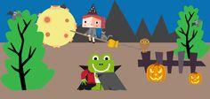 Cuadernillo Fiesta de Halloween