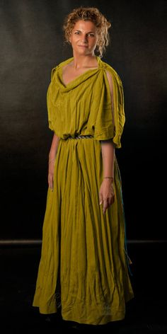 Best representation descriptions: Ancient Greek Clothing Peplos Related searches: Formal Dresses for Women,Traditional Dress,Seshoeshoe Dre. Ancient Roman Clothing, Celtic Clothing, Medieval Clothing, Historical Clothing, Greek Fashion, Roman Fashion, Roman Dress, Roman Clothes, Rome Antique
