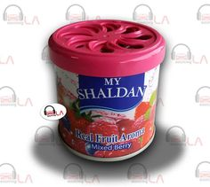 Sourcing-LA: Lot of 12 MY SHALDAN REAL FRUIT AROMA BERRY SCENT ...