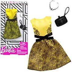 Barbie Kids, Barbie Dolls Diy, Barbie Fashionista Dolls, Vintage Barbie Clothes, Doll Clothes Barbie, Barbie Style, Barbie Dream, Vintage Barbie Kleidung, Ropa American Girl