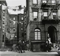 Lower East Side {Rebecca Lepkoff}