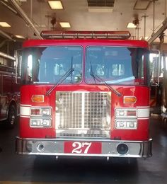 Reserve Engine 27 is assigned to Los Angeles Fire Department - Station 27 (Hollywood) in Los Angeles, CA