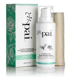 Camellia & Rose Gentle Hydrating Cleanser : Pai Skincare, Organic Skin Care for Sensitive Skin Natural Facial Cleanser, Face Cleanser, Best Natural Skin Care, Organic Skin Care, Natural Beauty, Mascara Waterproof, Pai Skincare, Clean Pores, Cleanser