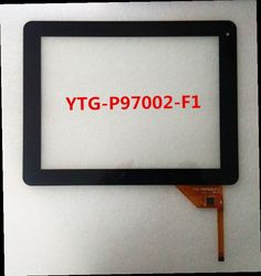 42.00$  Watch here - http://ali9i3.worldwells.pw/go.php?t=32661834141 - original new For 9.7inch Tablet PC Touch Screen YTG-P97002-F1 v1.6 Capacitive Screen Glass Screen Panel Repair 42.00$