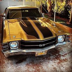 classic car 1971 Chevelle SS American muscle cars are already Chevrolet Chevelle Ss, Chevy Chevelle Ss, Chevy Ss, American Muscle Cars, Mustang Cars, Ford Mustang, Dodge, Roadster, Chevy Muscle Cars