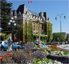 Victoria, British Columbia  My town!
