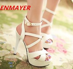 Cheap sandal pendants, Buy Quality sandals 4 directly from China sandal booties Suppliers:              ENMAYER High quality new 2014 sexy over knee boots Zipper  fashion genuine leather boots winter l