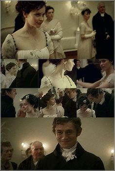 """""""Now I must give one smirk, and then we may be rational again.""""  Northanger Abbey"""