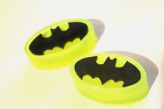 Batman Soap Set from Nostalgie Soaps & Glycerin Soap Base, Fragrance Oil, Soaps, Batman, Mini, Nostalgia, Hand Soaps, Soap