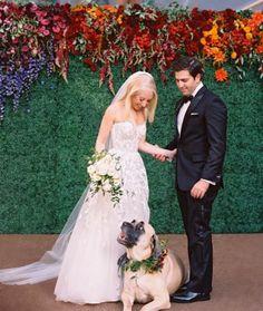 #Instadog: fotos de cachorros em casamentos <3