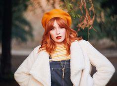 Picture of Danielle Victoria Perry Danielle Victoria, Freckles Girl, Cute Caps, Copper Hair, Beautiful Redhead, Pale Skin, Portrait Inspiration, Pretty People, Redheads