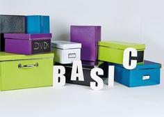 BASIC - Die Produkte aus der Serie Basic bestechen vor allem durch eine guten Preis-Leistungs Verhältnis. Die Artikel werden Zusammengefaltet geliefert und vom Kunden selbst aufgebaut - durch die große Farbpalette sind die Kombinationsmöglichkeiten unendlich