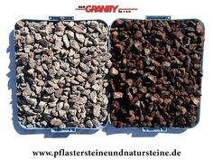 Firma B&M GRANITY – rote VANGA aus Schweden (nass und trocken) - diverse, bunte Splitt-, Kies-, Ziersteine-, Schotter-Sorten für den Garten. Auch solche Steine werden mit dem Firmenfuhrpark (B&M GRANITY) an Kunden geliefert.     http://www.pflastersteineundnatursteine.de/fotogalerie/splitt-schotter-kies/