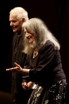 Festival de Pâques d'Aix-en-Provence 2017 - Martha Argerich et Stephen Kovacevich