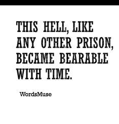 Prison, Boarding Pass
