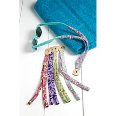 Lilly Pulitzer Sunglass Straps - Memento - Personalized Monogrammed Gifts