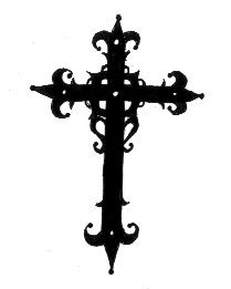 Gothic Cross Tattoo by melodyed on DeviantArt