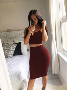 Newly added product: Women's Bandage W... Have a look here:http://www.fbargainsgalore.co.uk/products/womens-bandage-wine-bodycon-two-piece-outfit?utm_campaign=social_autopilot&utm_source=pin&utm_medium=pin