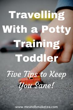 if you are travelling with a toddler that is mid potty training then take a look at these fab tips to keep you calm throughout the journey!  travelling with a toddler that is potty training tips what to do advice