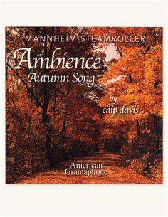 MANNHEIM STEAMROLLER AUTUMN AMBIENCE CD