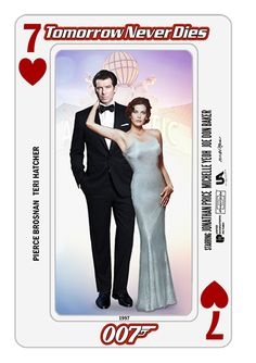 Bond Cards series by PMitchell