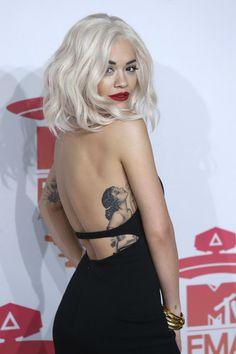 MTV EMA - Rita Ora