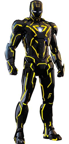 Neon Tech Iron Man Diecast Sixth Scale Figure Iron Man All Armors, Iron Man Photos, Iron Man Pictures, All Iron Man Suits, Iron Man Fan Art, Lron Man, Hot Toys Iron Man, Iron Man Avengers, Iron Man Wallpaper