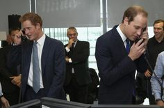 Why Prince William Called Prince Harry 'A Big Fat Hairy Ginger'