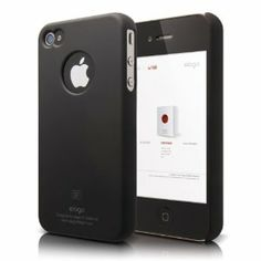 Was $19.99 now only $9.79 for this elago S4 Slim-Fit Case for iPhone 4 with Logo Protection Film. Click on pic to read more...